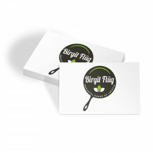 ontwerp logo birgit flug