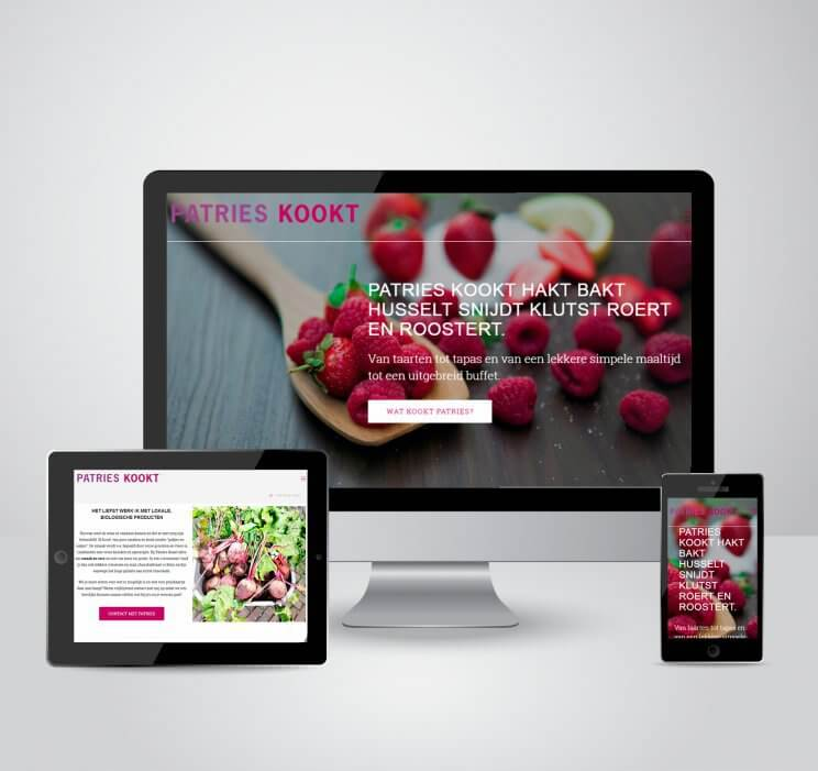 ontwerp-website-patries-kookt
