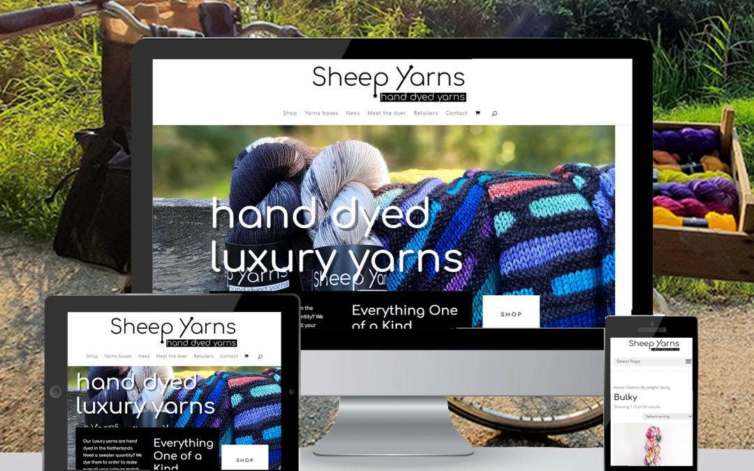 Sheep Yarns